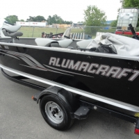 Image of 2012 Alumacraft Competitor 165 Tiller