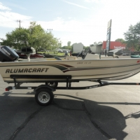 Image of 1997 Alumacraft Lunker 165CS
