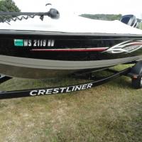 Image of 2011 Crestliner 1750 Fish Hawk Sport
