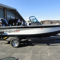 Image of 2017 Alumacraft Edge 185