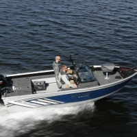 Image of 2021 Smoker Craft Adventurer 178 DC Pro