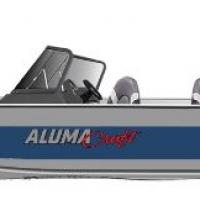 Image of 2021 Alumacraft Competitor Sport 175