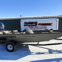 Image of 2016 Alumacraft VB1756AW SC LXT