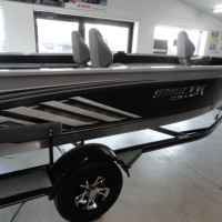 Image of 2021 Smoker Craft Adventurer 188 Tiller