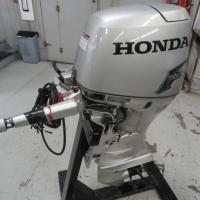Image of HONDA 50HP TILLER