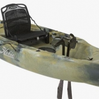 Image of 2018 Hobie Mirage Outback Kayak