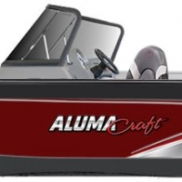 Image of 2018 Alumacraft Competitor 165 Tiller