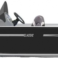 Image of 2018 Alumacraft 165 Classic Tiller